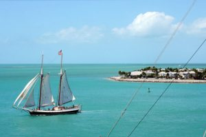 American: Portland – Key West, Florida (and vice versa). $293. Roundtrip, including all Taxes