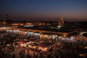 United: Newark – Marrakech, Morocco. $449. Roundtrip, including all Taxes