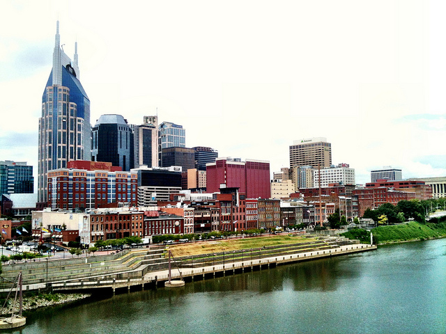 The Shorthaul – American: New York – Nashville, Tennessee (and vice versa). $97. Roundtrip, including all Taxes