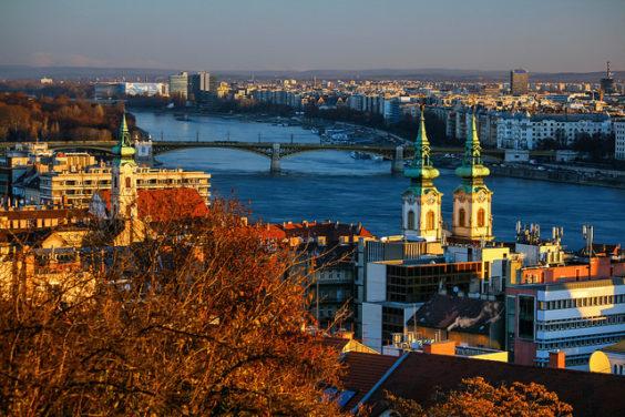 Delta / Air France / KLM Royal Dutch: San Francisco – Budapest, Hungary. $491 (Basic Economy) / $641 (Regular Economy). Roundtrip, including all Taxes