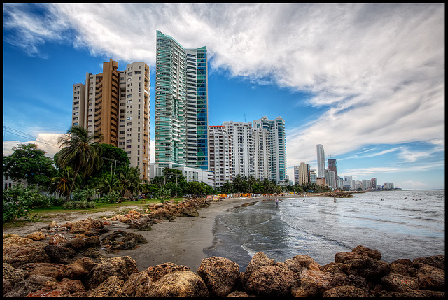 American: Los Angeles – Cartagena, Colombia. $320. Roundtrip, including all Taxes