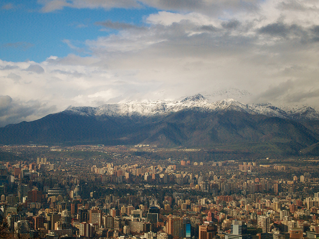 American: Los Angeles – Santiago, Chile. $425. Roundtrip, including all Taxes