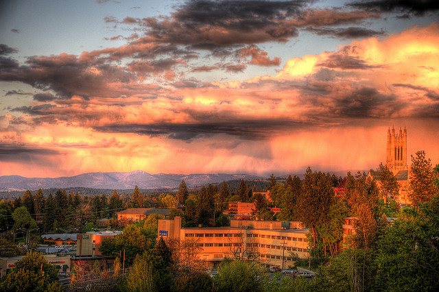 American: Phoenix – Spokane, Washington (and vice versa). $97. Roundtrip, including all Taxes