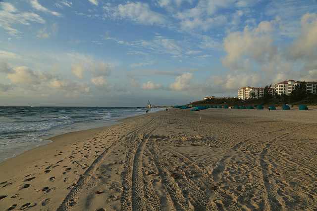 American: Portland – West Palm Beach, Florida (and vice versa). $171. Roundtrip, including all Taxes