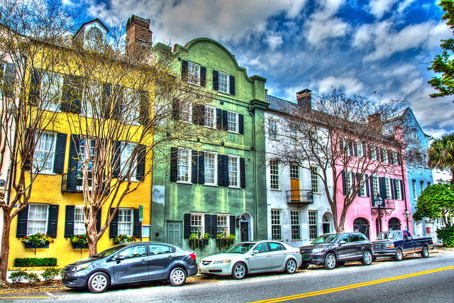 American: Phoenix – Charleston, South Carolina (and vice versa). $255. Roundtrip, including all Taxes