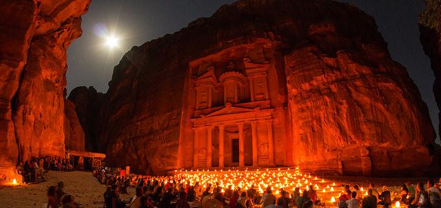 Qatar Airways: New York – Amman, Jordan. $711. Roundtrip, including all Taxes