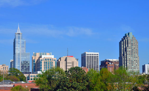 American: Los Angeles – Raleigh / Durham, North Carolina (and vice versa). $187. Roundtrip, including all Taxes